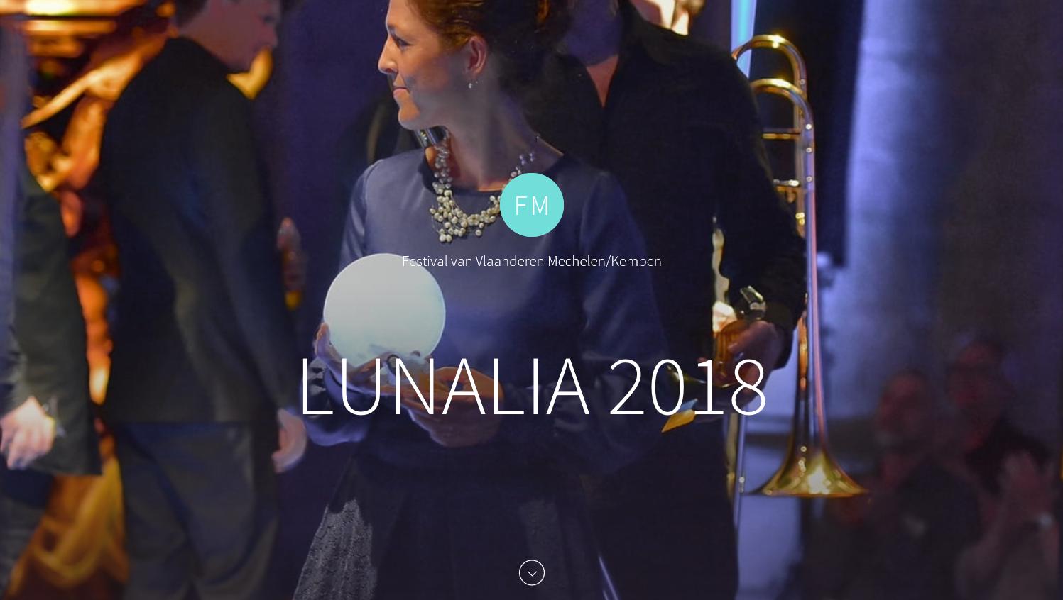 Foto's Lunalia 2018