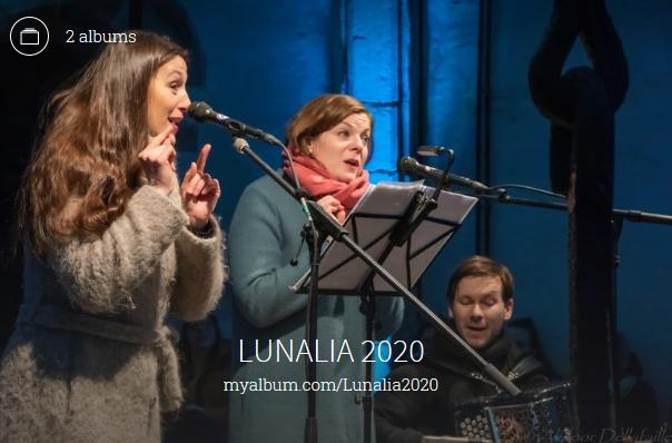 Foto's Lunalia 2020